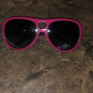 Dolce and Gabbana sunglasses Pink case included